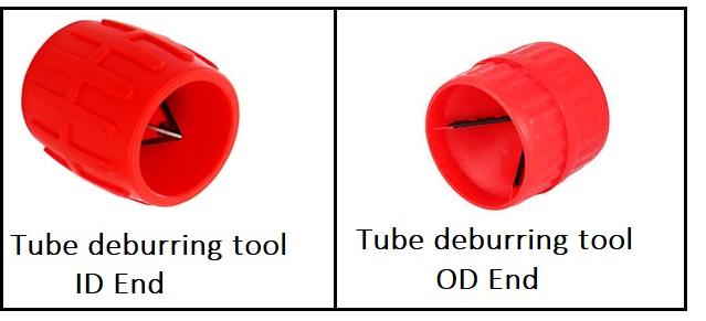 tube deburring