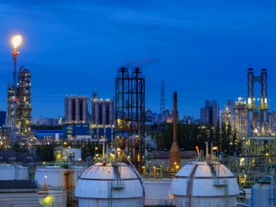 Chemical and Petrochemical industri