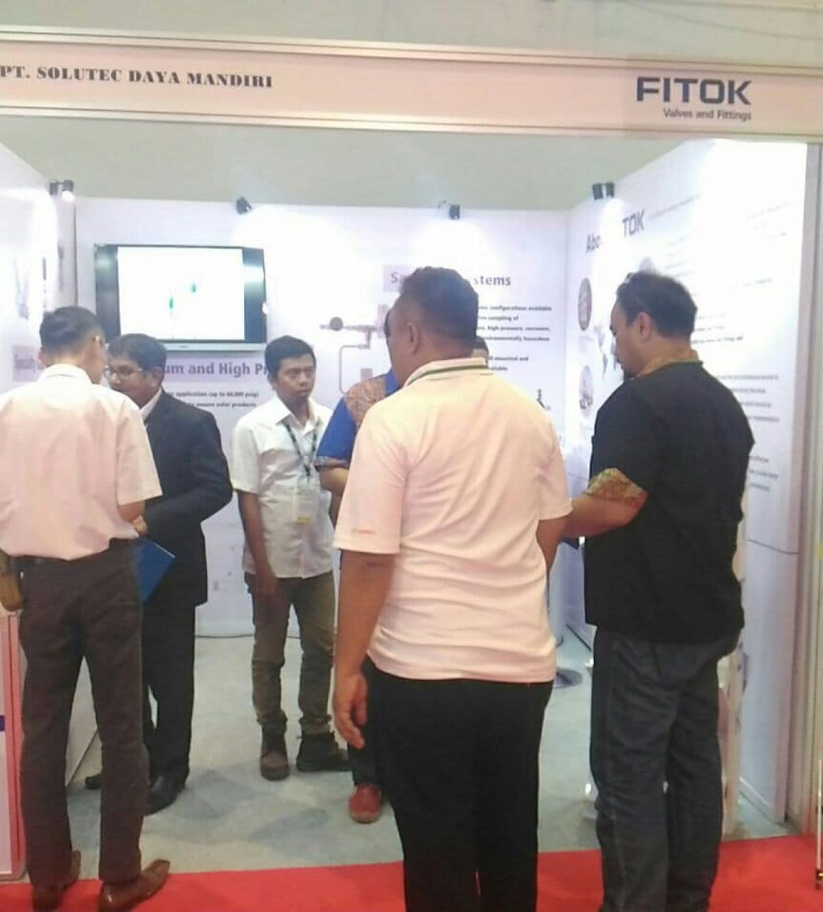 Indonesia Oil and Gas Exhibition 2017-2
